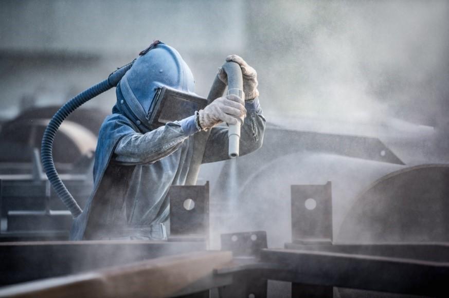 آماده سازی سطح فلز